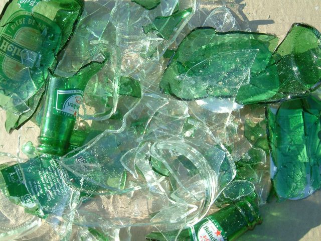 Украина каждый год импортирует из России и Беларуси стекла на $80 млн